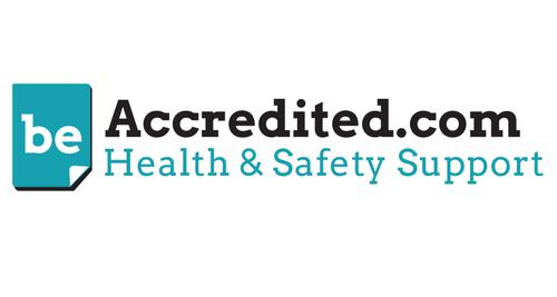 be Accredited logo