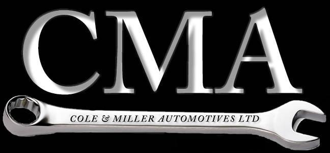 Cole & Miller Automotives logo