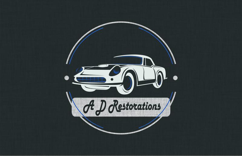 AD Restorations logo