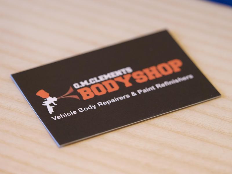 GM Clements Bodyshop Limited logo