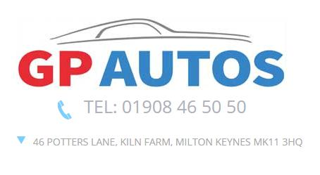 GP Autos Ltd logo