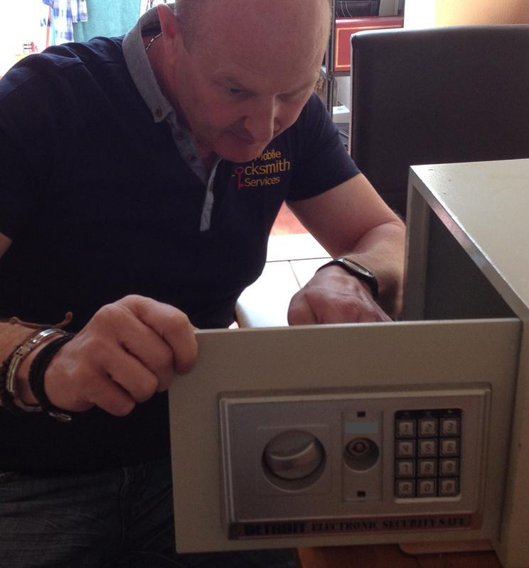 Image 3 - Access to Domestic Safes & Lock/Key Replacement