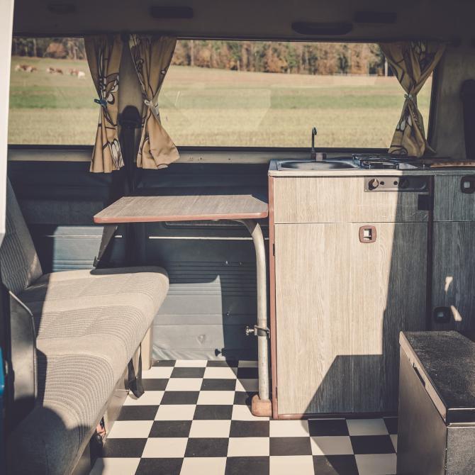Registering a Motor Caravan - Internal features
