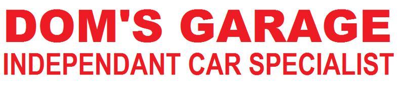Dom's Garage logo