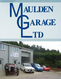 Maulden Garage Ltd logo