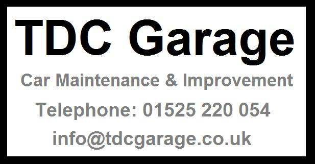 TDC Garage Ltd logo