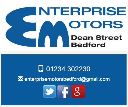 Enterprise Motors logo