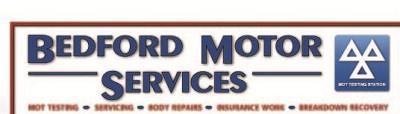 Bedford Motor Services logo