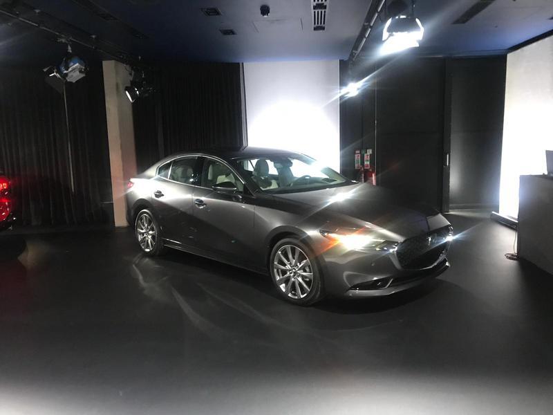 Image 12 - Mazda Media Launch Feb 2019 Valeted by Autoklean for Mazda UK