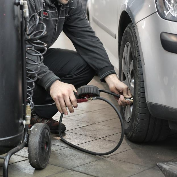 All About: Tyre Pressure