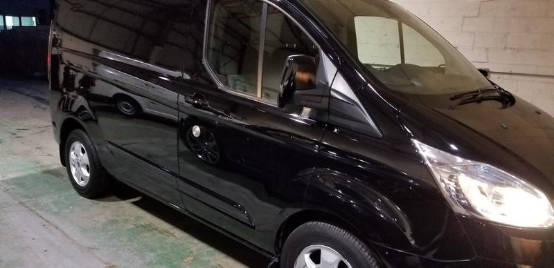 Image 6 - FORD TRANSIT before & after photos. The van has since sold for£2000more since AUTOKLEAN valeted & machine polished the paint work
