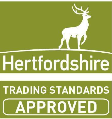 Hertfordshire Trading Standards logo